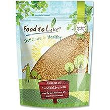 Food to Live Fenugreek Seeds (Methi) (Kosher) (8 Ounces)