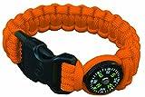 UST Para 550 Compass Bracelet, Orange