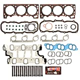Evergreen HSHB8-20301 Cylinder Head Gasket Set Head Bolt