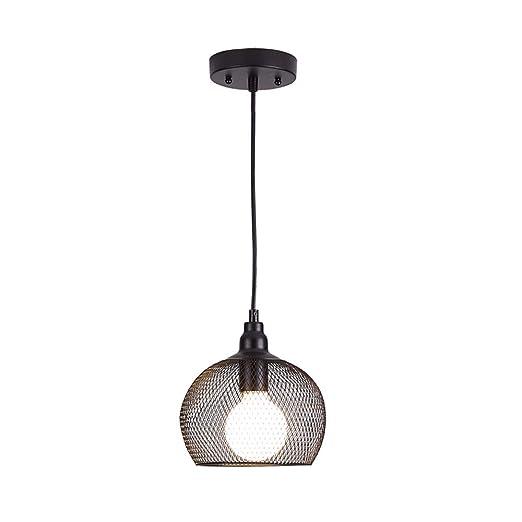 Amazon.com: Berliget - Lámpara de techo con pantalla de ...