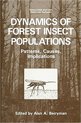 Dynamics of Forest Insect Populations: Patterns, Causes, Implications (Population Ecology)