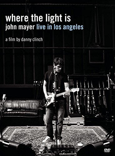 Where The Light Is: John Mayer Live In Los - Shop Where Usa To In