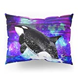 Society6 Orca Pillow Sham Standard (20'' x 26'') Set of 2
