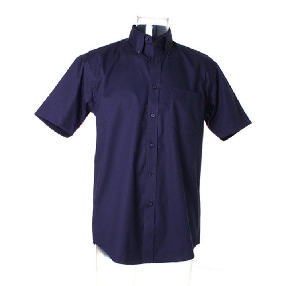 Kustom Kit Oxford Pinpoint Short Sleeve Shirt: Amazon.fr: Vêtements et  accessoires