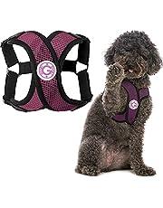 Gooby Choke Free Step-in Comfort X Dog Harness, Purple