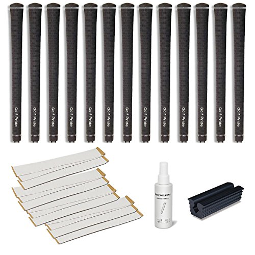Golf Pride Tour Velvet Undersize 0.560 Ribbed Grip Kit (13-Piece)