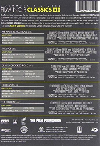 Columbia Pictures Film Noir Classics III [DVD ...