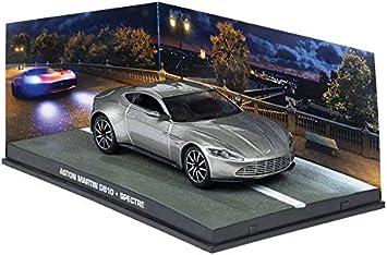 Eaglemoss 007 James Bond Car Collection Bond In Motion Nº 2 Aston Martin Db10 Spectre Amazon De Spielzeug