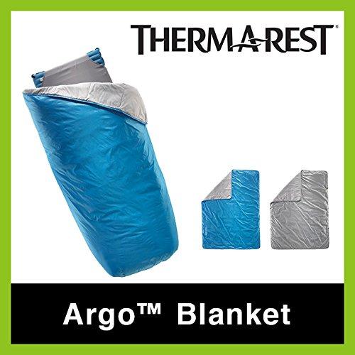 サーマレスト アルゴブランケット Argo Blanket B06XPHZD7C 1.ブルー 1.ブルー