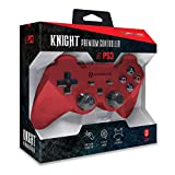 "Hyperkin ""Knight"" Premium Controller for PS3/ PC/ Mac (Red)"