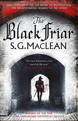 Download PDF The Black Friar - Damian Seeker 2