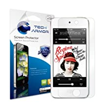 Tech Armor Apple New iPod Touch (5th / Latest Generation) Premium HD Clear Screen Protector with Lifetime Replacement Warranty [3-Pack] - Retail Packaging