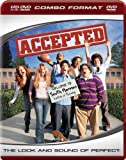 Accepted (HD DVD/DVD Combo)