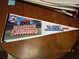 1983 Chicago White sox team Picture pennant