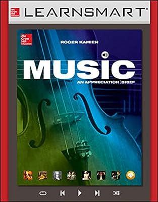 LearnSmart for Music: An Appreciation, Brief Edition