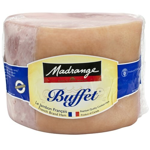 Jambon Mandrange (Mandrange Ham) - 1 pack - 6 lbs by Madrange