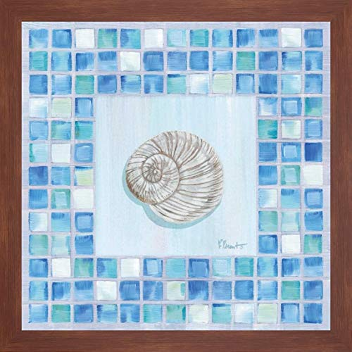 Mosaic Moonshell by Paul Brent - 28