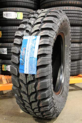 Road One Cavalry M/T Mud Tire-275/70R18 115T (18 In Tires)