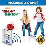 Red Light Green Light with Motion Sensing - Get