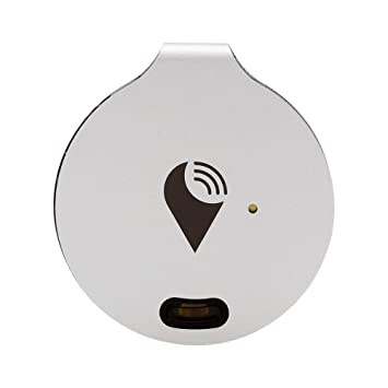 TrackR TB001 - GPS Bluetooth imbricados, color plateado, 1 ...