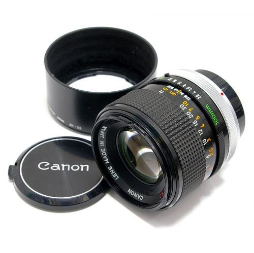 Canon 100mm F2 8 2 8 S S C product image