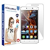 Cellbell CBMBASPGC1402 Tempered Glass Screen Protector for Lenovo Vibe K5 - Bronze Edition (Transparent)
