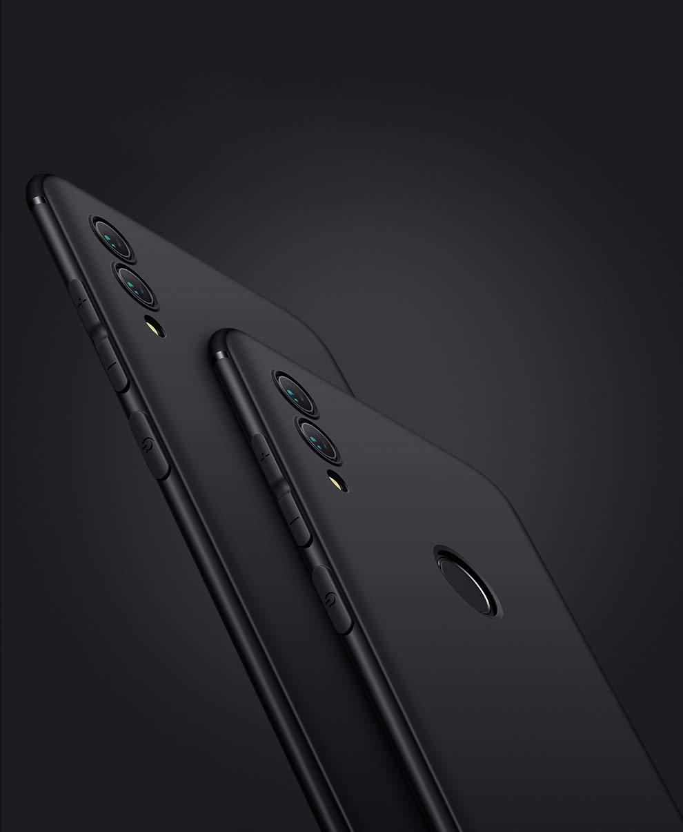 Olliwon Funda Huawei Honor 8X, Ultra Slim Silicona TPU Carcasa Anti-Arañazos y Antideslizante 360 Cover Case para Huawei Honor 8X Nergo: Amazon.es: ...