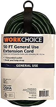 WorkChoice 50' SJTW 16/3 Extension Cord