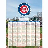 Lang NBL Chicago Cubs Jumbo Dry Erase Sports Calendar