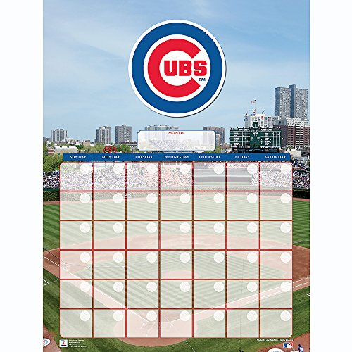 NBL Chicago Cubs Jumbo Dry Erase Sports - Big Stick Chicago Cubs