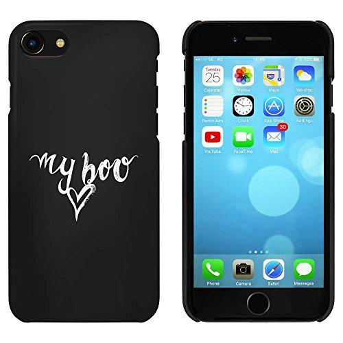 Noir 'My Boo' étui / housse pour iPhone 7 (MC00081805)