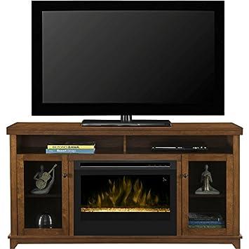 Amazon.com: Dimplex Dupont Electric Fireplace & Entertainment ...