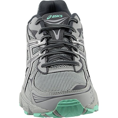 Shoes Grey Gel Running ASICS Mens Vanisher Ice Carbon Green Mid wBIxPq
