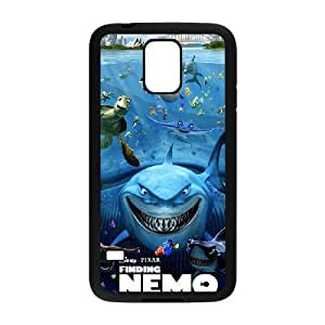 Finding Nemo Samsung Galaxy S5 Cell Phone Case Black