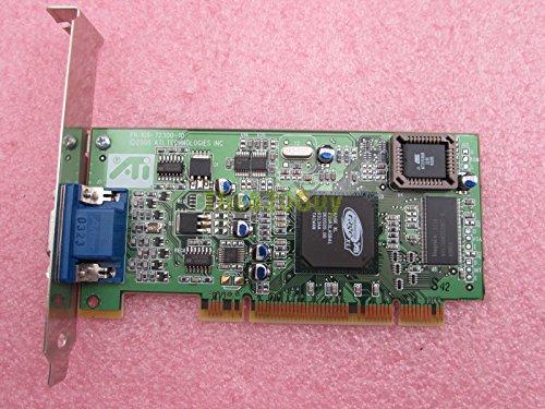 - Dell K1010 0K1010 ATI Rage XL 8MB SDR 64-Bit VGA PCI Video Card GPU 109-72300-10