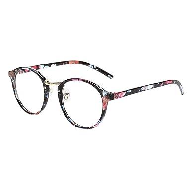 Deylaying Cru Cat Eye Myopie Lunettes Petite vue Des lunettes Myope Des  lunettes Unisexe -1.0-2.5 -3.0-4.0 -4.5-5.5 -6.0 (Ces sont pas lunettes de  lecture)  ... dd086ce8622