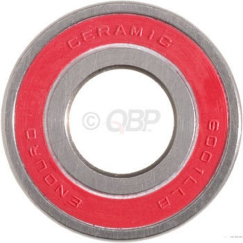 ABI Ceramic hybrid bearing, 6001 12x28x8 ea