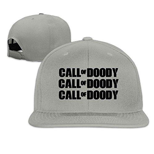 Nquqiyilu Men Call Of Doody Classic Golf Ash Caps Adjustable Snapback