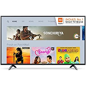 Mi LED TV 4C PRO 80 cm (32) HD Ready Android TV (Black)