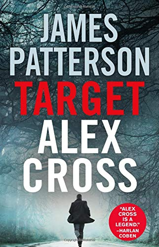 Book cover from Target: Alex Cross by James Patterson