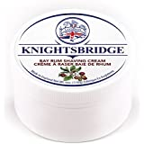 Knightsbridge - Bay Rum Shaving Cream 170g