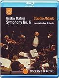 Mahler: Symphony No. 6 - Lucerne Festival Orchestra & Claudio Abbado [Blu-ray]