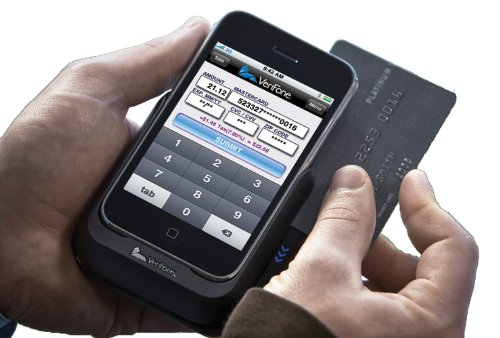 New Verifone PAYware Mobile for iPhone 3G/3GS/4/4S. The Card Sleeve comes with a 12-month Limited Warranty. (New 3gs Unlocked Iphone)