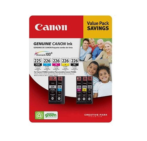 Canon Inkjet 225 226 Pack product image