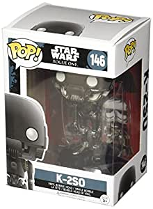 Star Wars - Figura POP Rogue One, K-2SO (Funko 10454)