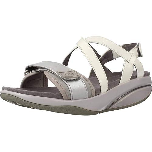 0a15c092 Amazon.com: MBT Sandals 700953-1190N Chantel Plated: Shoes