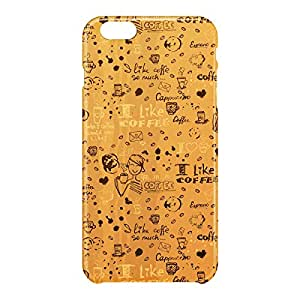 Loud Universe Apple iPhone 6 Plus 3D Wrap Around Tea Time Print Cover - Multi Color