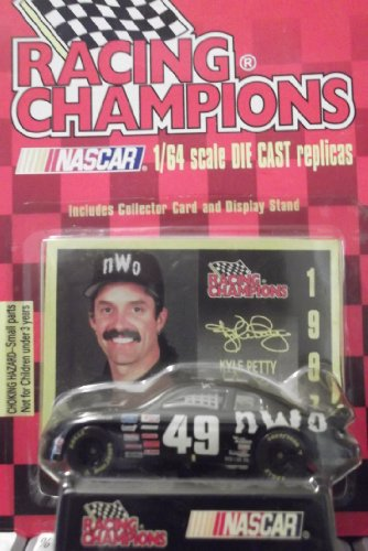 1997 Racing Champions Nascar Kyle Petty #49 1:64 Die Cast