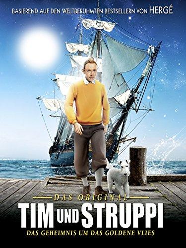 Tim und Struppi und das Geheimnis um das goldene Vlies Film