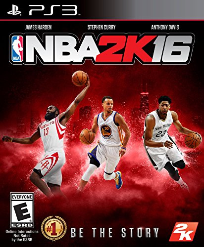 51vh6k9xxXL - NBA 2K16 : Early Tip-off Edition - PlayStation 3